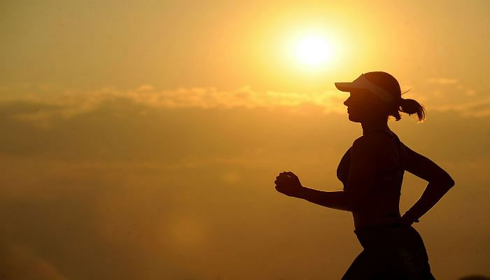 running woman fitness myths