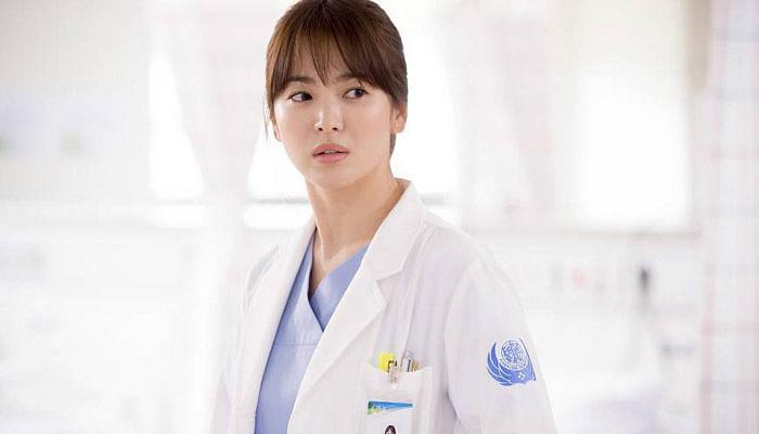 Song Hye Kyo Beauty Look Descendants of the Sun