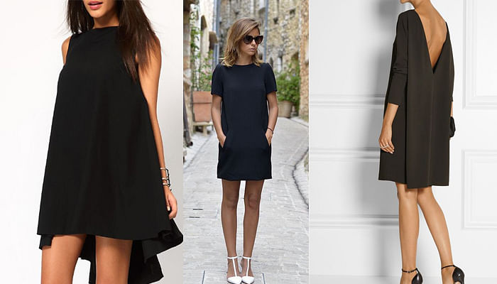 5 Basic Pieces Every Stylish Woman Owns For The Office_Black Dress