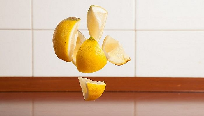 5 Easy Ways To Remove Bad Kitchen Smells With Lemons