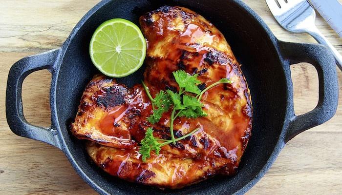 Do not reheat chicken