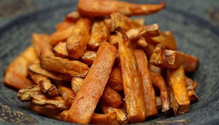 Do not reheat sweet potatoes