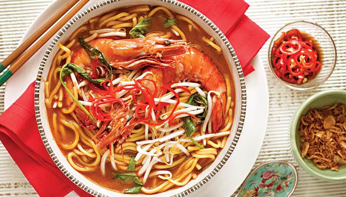 Hokkien Hae Mee Soup