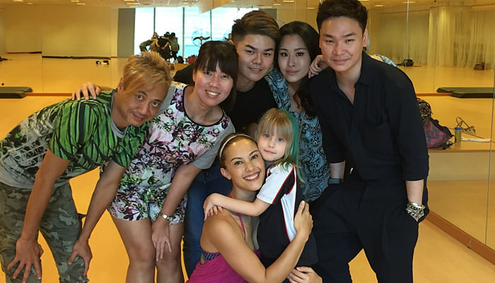 Jaymee Ong and The Singapore Women's Weekly