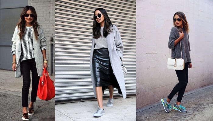 The 5 Golden Rules Of Wearing Sneakers To Work_Colour