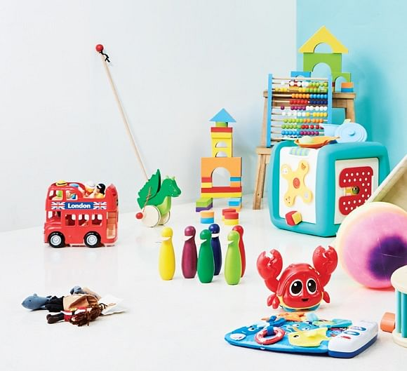 14 educational toys for babies and toddlers aged 0-3