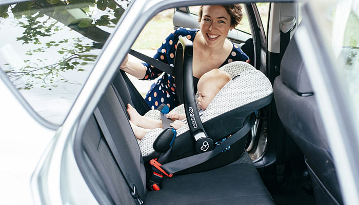 5 Tips for Parents Travelling In Cars with Kids_Seat Belt