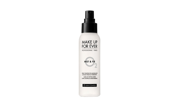 7 Products For Dewy Looking Skin_Make Up Forever Mist and Fix