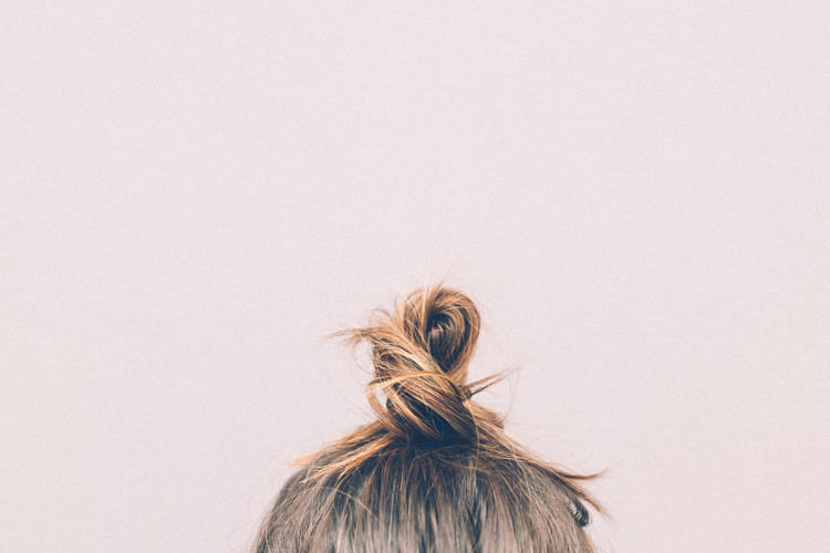 10 Ways You're Damaging Your Hair Without Realising It! - Bun Hair