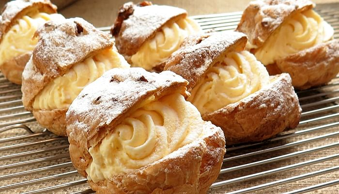 Heavy Cream - Cream Puffs