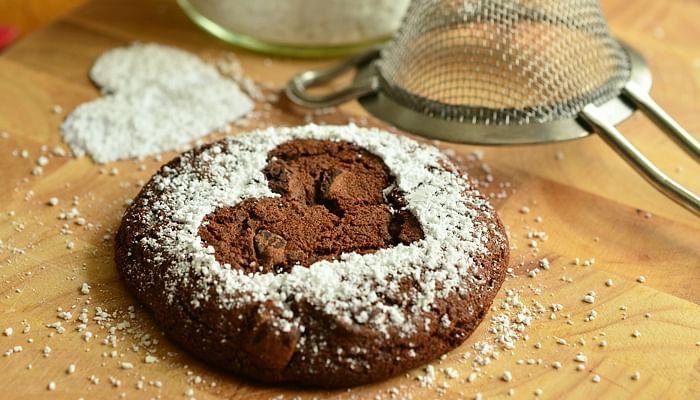 Powdered Sugar - Cookie