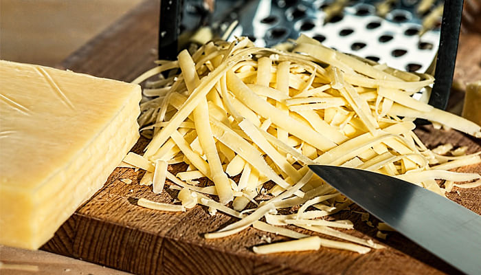 Prepare Your Fillings First - Cheese