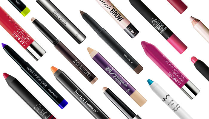 Put On Makeup Faster and Easier With These 14 Makeup Pencils