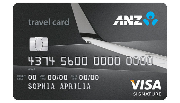 These Are The Best Credit Cards For Frequent Flyer Miles_ANZ Travel Card