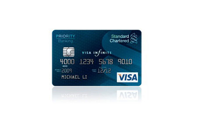 These Are The Best Credit Cards For Frequent Flyer Miles_Visa Infinite