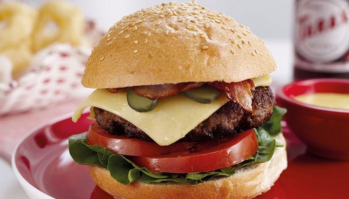 Ultimate Beef Burger