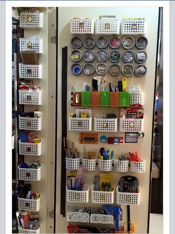 organising hacks for your storeroom 2
