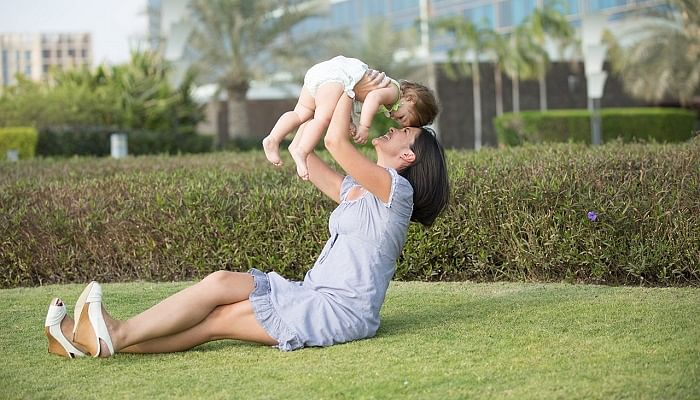 second pregnancy might be easier (2)