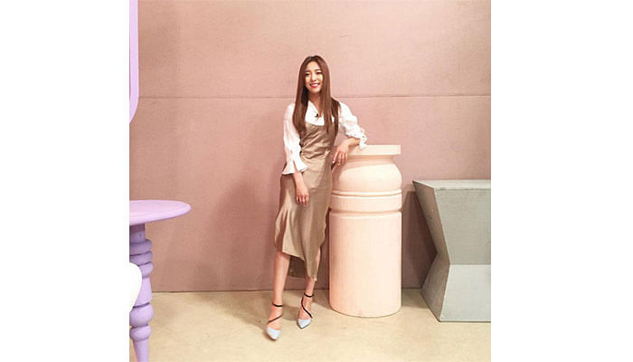 Here's How To Stylishly Layer Clothes Like f(x)'s Luna_6