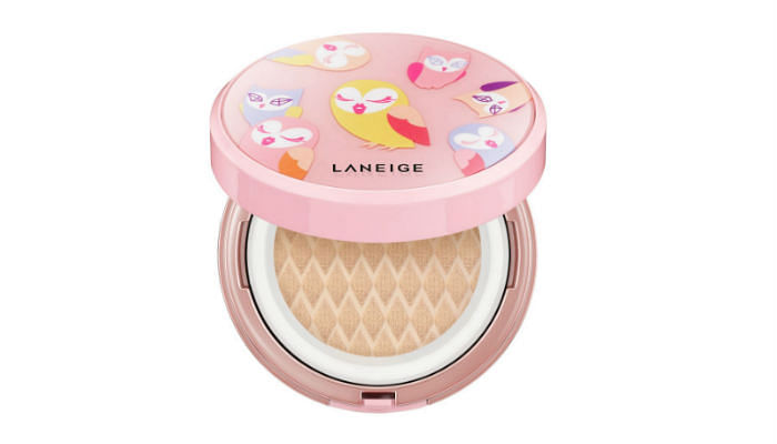 LANEIGE Meets Fashion 2016 - Lucky Couette BB Cushion Whitening