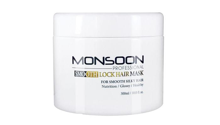 Monsoon Professional Monsoon Smooth Lock Hair Mask