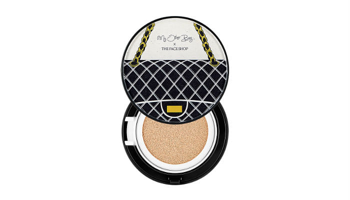 THE FACE SHOP MYOTHERBAG CUSHION Cover CHANEL