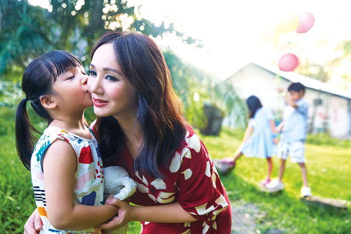 The Truth About Motherhood As Told By Local Celeb Mums Diana Ser