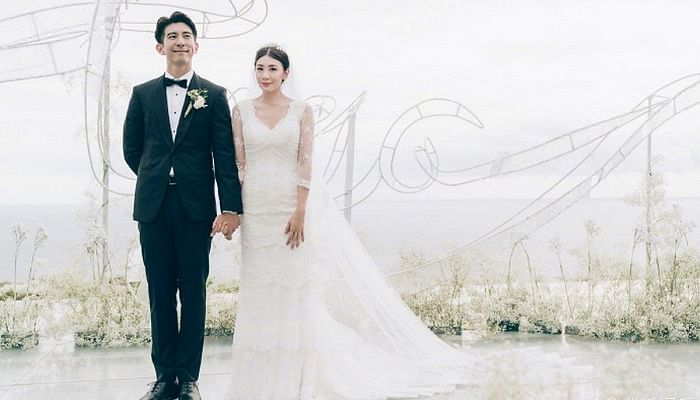 Taiwanese Actress Alyssa Chia Gets Hitched In Bali! (Plus 11 Other Celebs Who Got Married There)