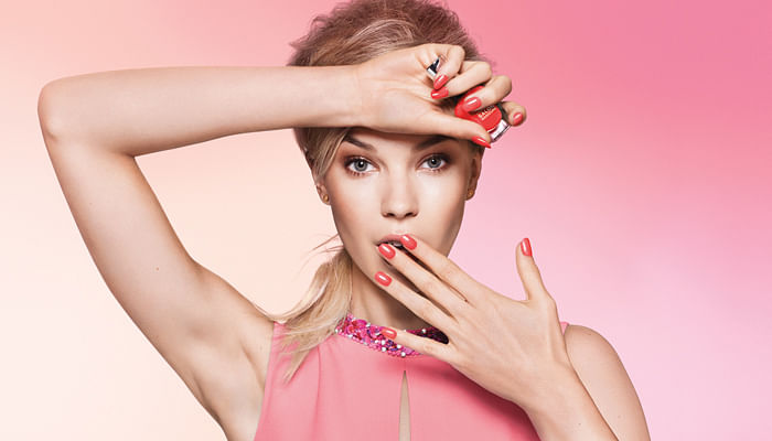 Sally Hansen Complete Salon Manicure – Keratin Strong