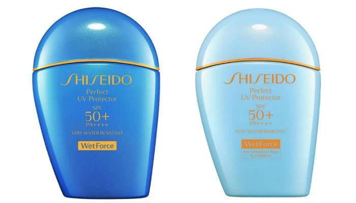 Shiseido Perfect UV Protector $59 & Perfect UV Protector S $63