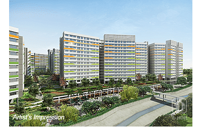 Which Project Should You Choose In The Latest HDB BTO Launch - Tampines Green Verge