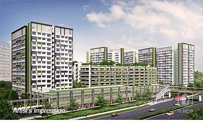 Which Project Should You Choose In The Latest HDB BTO Launch - Tampines Green View