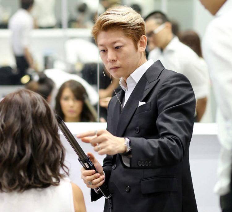 Korean Hairstylist Gunhee