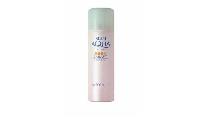 Sunplay Skin Aqua Sarafit UV Floral Mist SPF50+ PA++++, $9.90