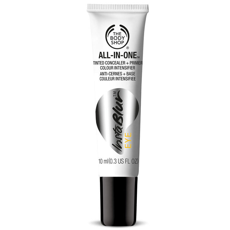 The Body Shop All-In-One Instablur Eye Primer, $24.90