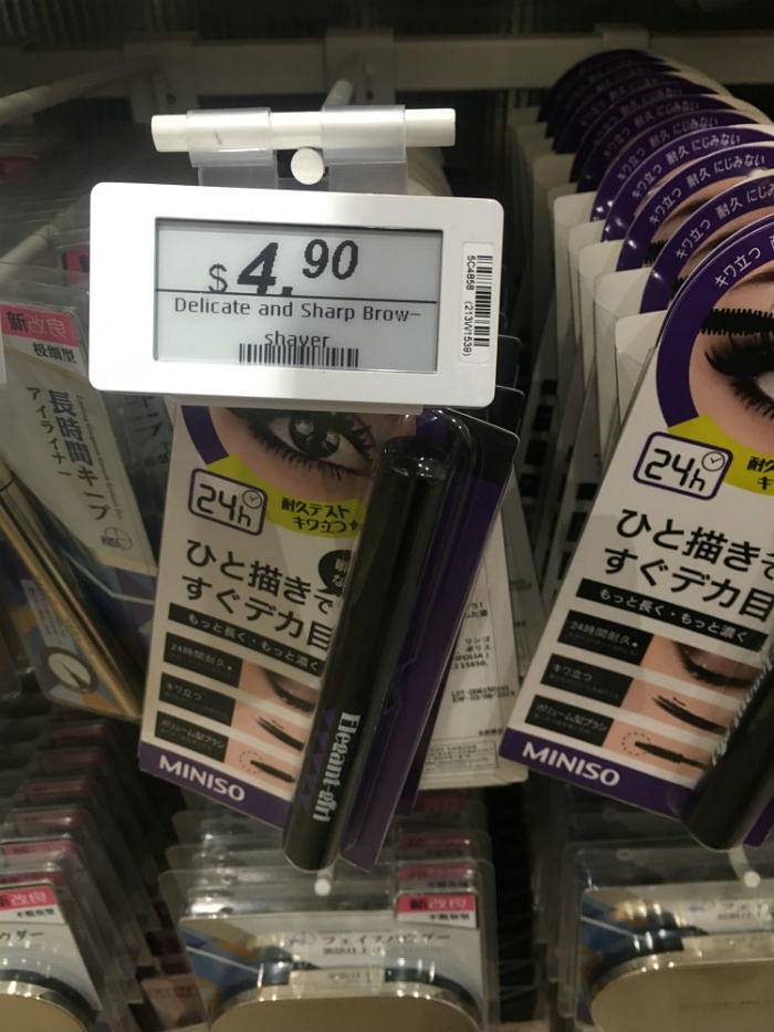 6 Beauty Buys Under $6 We Scored From Miniso