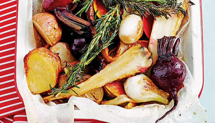 Roast Maple Vegetable