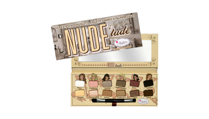 The Balm Nude Eyeshadow Palette, $71.90
