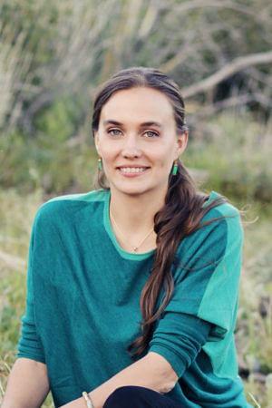 Katie Hess, floral alchemist