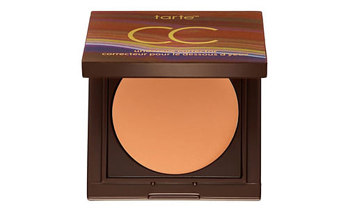 Tarte Colored Clay CC Undereye Corrector in Light-Medium (pictured) or Medium-Deep, $38