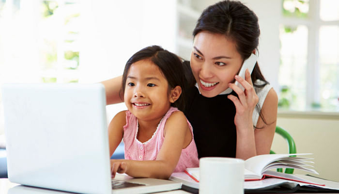Working Mums in Singapore