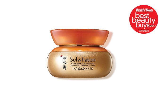 Sulwhasoo Concentrated Ginseng Renewal Cream EX Light