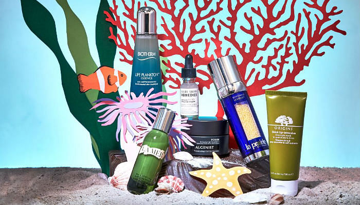You Wouldn't Believe How Soothing And Hydrating These Marine Skincare Products Are - Featured