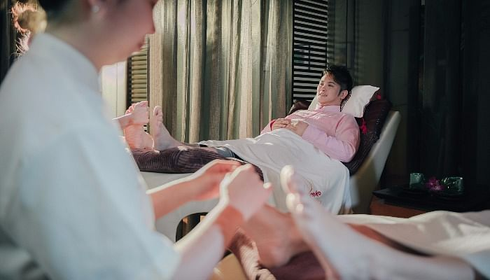 Foot Reflexology - Kenko