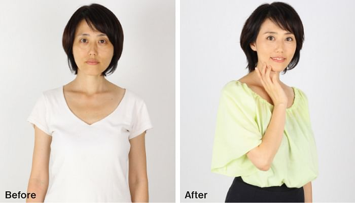 Megami No Lifty-Lifty Before and After