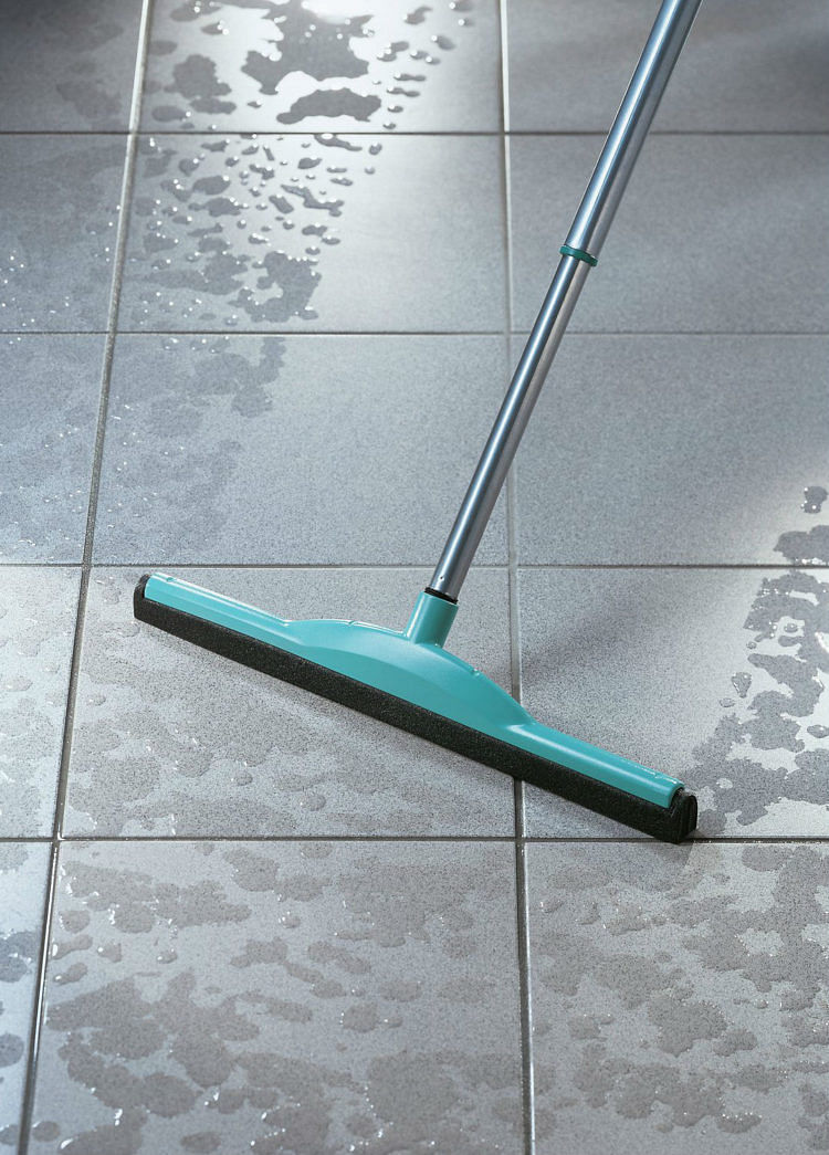 Cleaning Tools That Every New Home Owner Needs - Leifheit Trekker Floor Squeegee Wiper