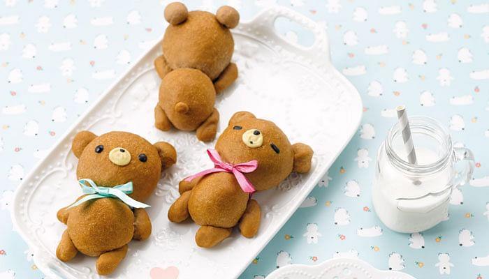 Cuddly-Cocoa-Bear-Buns