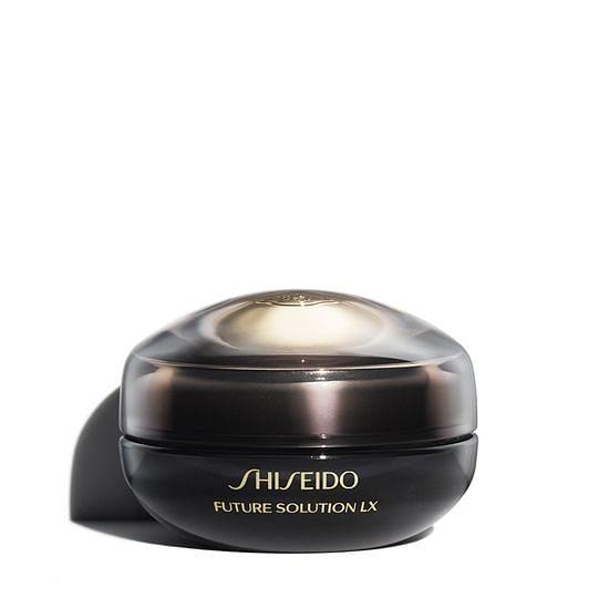 Shiseido Future Solution LX Eye and Lip Contour Regenerating Cream, $192 (15 ml)