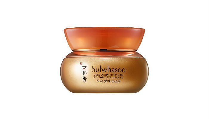 Sulwhasoo Concentrated Ginseng Renewing Eye Cream EX, $228 (20 ml)