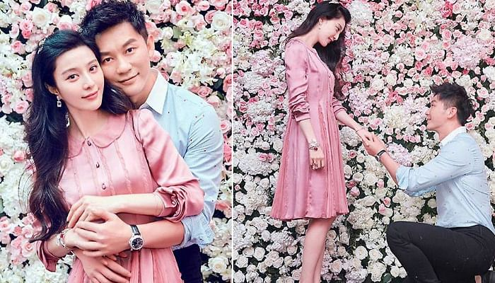 Li Chen Pops The Question To Fan Bingbing & Other Outrageous Celebrity Proposals